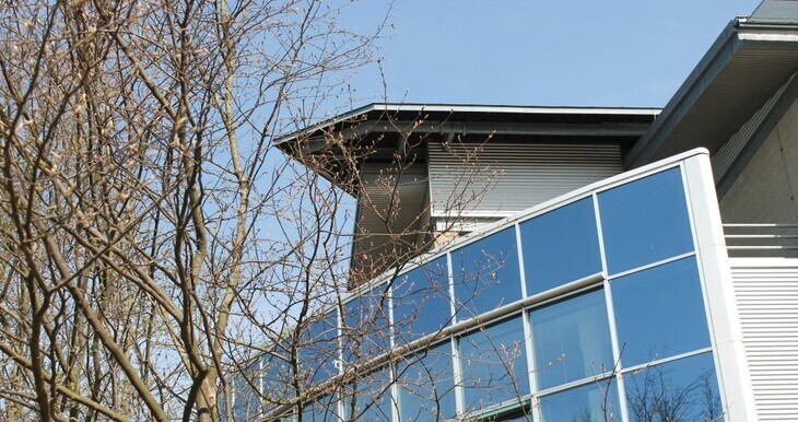 "Office Building at the ""RWTH Aachen Campus"" Research Park"