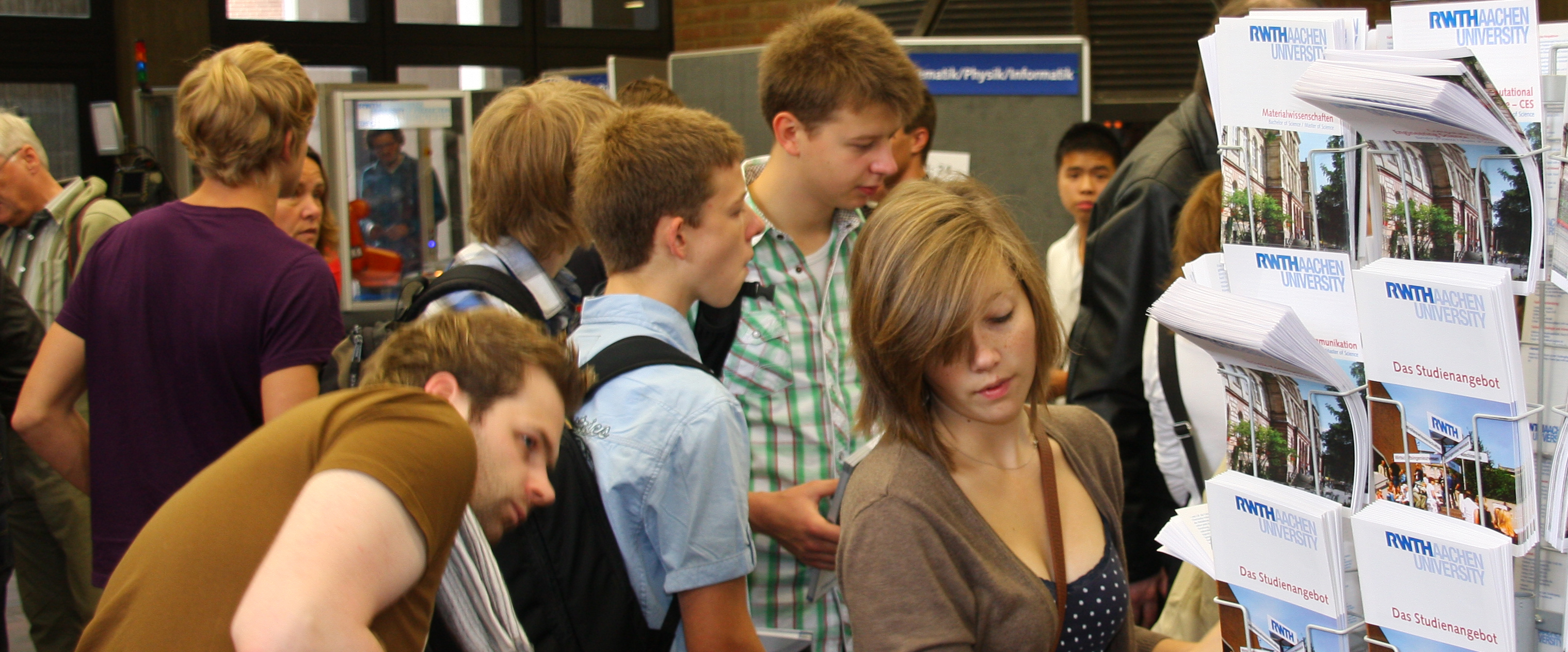 First-Year Student Information Day
